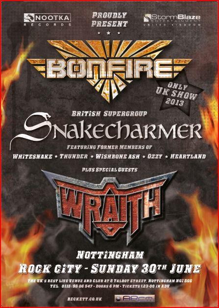 Bonfire Wraith and Snakecharmer